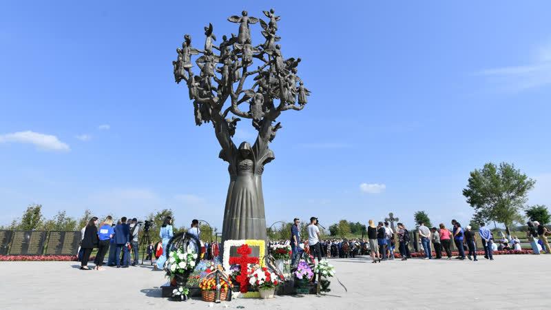В Городе Ангелов почтили память погибших в бесланском теракте