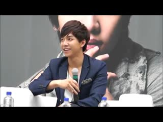 Lee Seung Gi Press conference  at Marina Square Shopping Mall in Singapore  (720p)