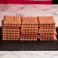 id_36799 Тортик без выпечки из простых ингредиентов ❣🍫  Автор: Appetitno TV  #gif@bon