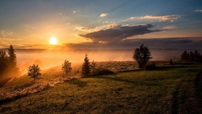 Закаты и рассветы, изображение №6