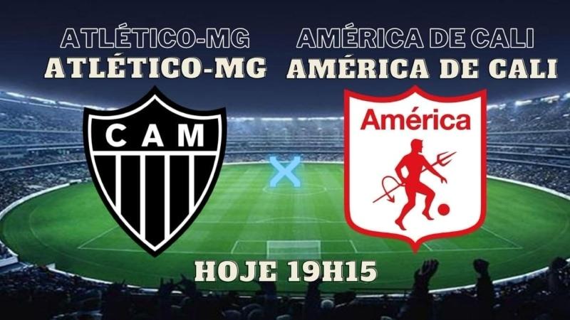 Galo 2 X 1 América De Calí - 2ª Rodada Fase de grupos Libertadores 280421