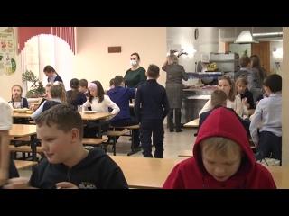 Чем кормят в школе? Сюжет наших юных корреспондентов Маши Клементьевой и Алёны Орловой.
