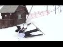 Backstage Давай на спор - Сноуборд VS Горные лыжи