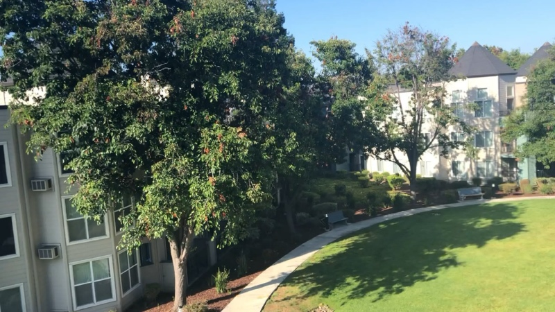 Калифорния, Фримонт, обзор апартамент комплекса.