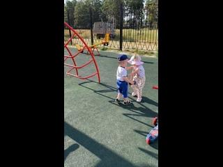 Video by Tanyushka Volodina