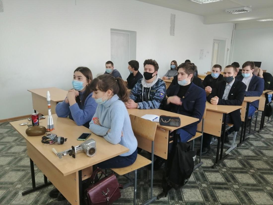 В Петровском филиале СГТУ стартовал научно-популярный лекторий