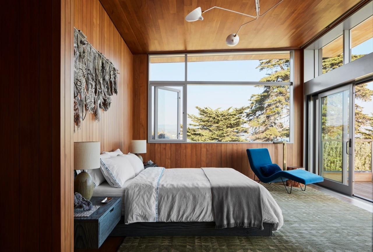 Дом по проекту Feldman Architecture в Калифорнии