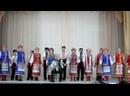Народный хор Українська пісня с концертной программой Подъезжали мы под село