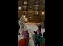 Танцы Дед Мороз Снегурочка. Пяточка-носочек