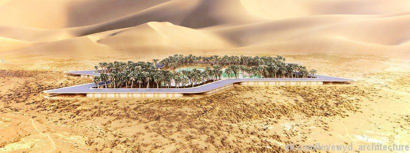 baharash architecture unveils plans for world's greenest eco resort in UAE