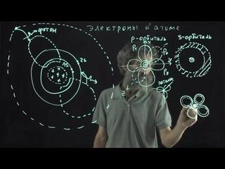 Цитология. Лекция 38. Электроны в атоме