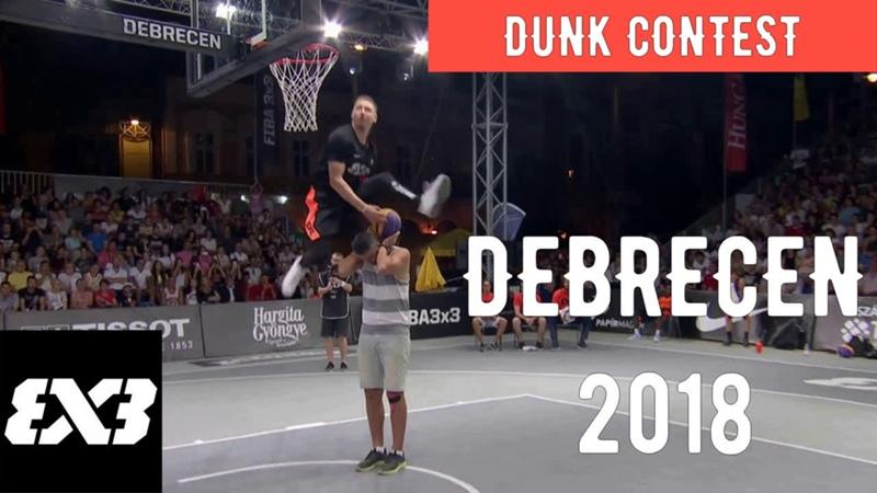 Dunk Contest Debrecen 2018 (Detro)