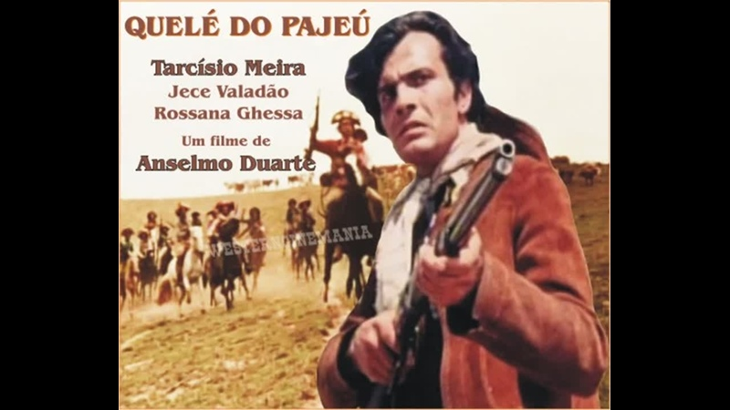 QUELE do Pajeú 1969 Nacional drama