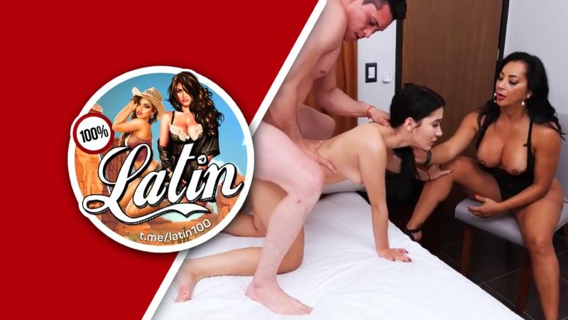 [SexMex] Angie Miller, Gali Diva - Reality Show SEX TEST (NewPorn, Latin, Big Tits, Boobs, Ass, Blowjob, Spanish, Teen, Milf)