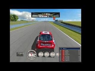 Nascar 2002 Racing Season (PC) - Watkins Glen (2018-NOV-21)