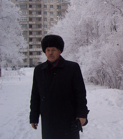 Vladimir, 80, Arkhangel'sk
