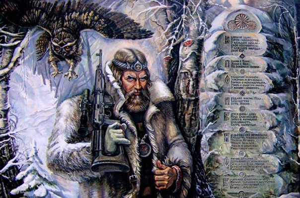 Олег Мезмаев, Мезмай, Россия