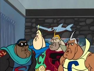 Братья-Потрошители 10 Серия из 13 / The Ripping Friends Episode 10 (2001 – 2002)