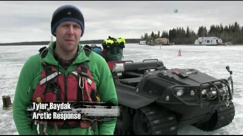 10 Мятежники ледяного озера Приход весны 10 серія 1 сезон