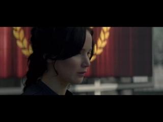 Голодные игры И вспыхнет пламя/The Hunger Games: Catching Fire (2013) Трейлер (украинский язык)