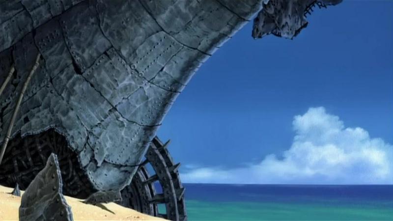 Второй фильм Наруто Легенда камня Гелел