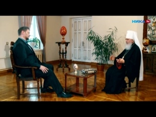 Родной Ообраз  Пасхальное интервью с митрополитом Калужским и Боровским Климентом