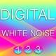 Pink Noise White Noise - Digital White Noise 3, Tunnel Background Noise