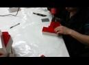 Изготовление объемных световых букв.