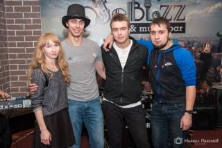 "12.11.2017. ""Полифония"" на рок-марафоне в арт-баре DJeBLzz"