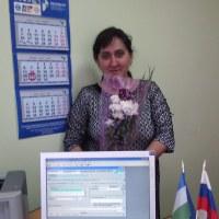 Лейсан Назарова