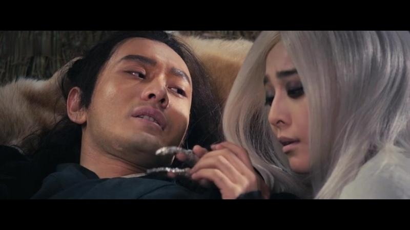Фильм Беловолосая ведьма Лунного королевства The White Haired Witch of Lunar Kingdom 2014