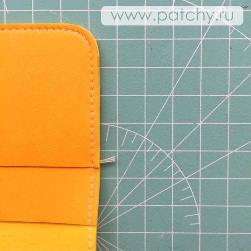 Мастер-класс «Обложка для паспорта», изображение №21