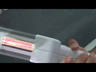 Косметологический аппарат KEY Laser K7. Серия ЭЛОС + SHR