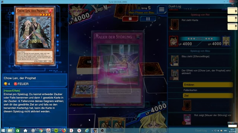 Hülse Exodia deck Yu-Gi-Oh! Duel Links