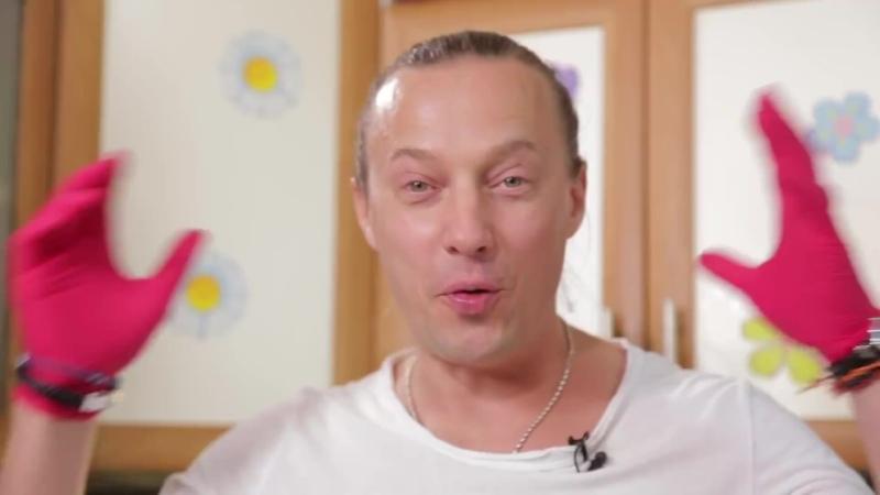 Шеф-повар Василий Емельяненко - Свекольник. Холодный суп. Интересный рецепт.