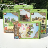 Minecraft Papercraft Max (4 в 1)