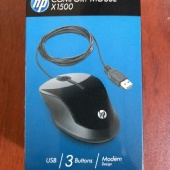 мышка HP MOUSE X1500 (usb)