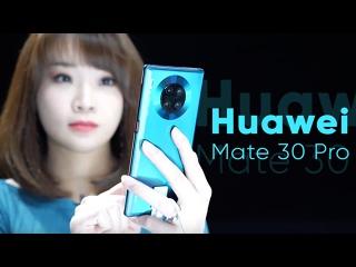 Первый обзор Huawei Mate 30 Pro: самый продвинутый флагман с тяжелой судьбой