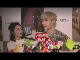 190807 #yixing_video #EXO #LAY #YIXING – CK fanmeet interview