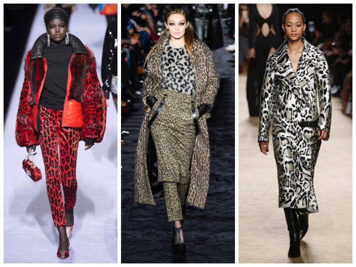 Анималистичный принт — модный тренд