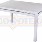 Стол из ЛДСП- Твист-1 БЛ 08 БЛ ,белый