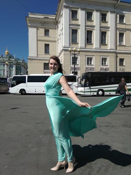 Ольга Эмман, Санкт-Петербург, Россия
