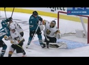 NHL 18/19, SC, WC Round 1, Game 1. Vegas Golden Knights - San Jose Sharks 10.04.2019, Eurosport Gold HD