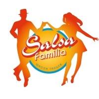 Логотип Школа танцев Salsa Familia в Краснодаре