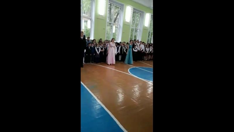 Аринкин танец 2019