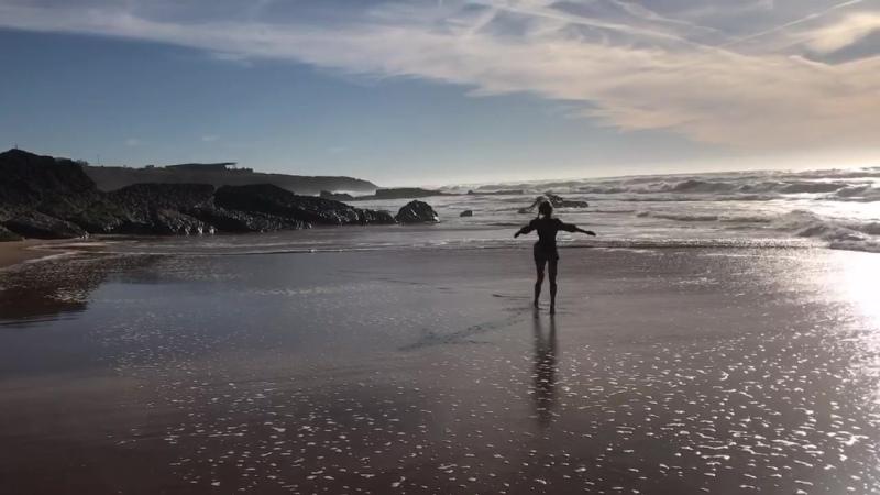 Хочу бути, як Атлантичний океан - сильною, вільною та безкрайньою