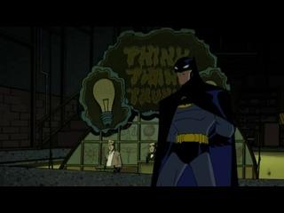The Batman / Бэтмен (2004-2008) : Сезон 1 Серия 8 – «Q & A» дубляж Пифагор (РЕН ТВ)