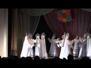 Концерт народной песни и танца. Тульма 15.11.19. Часть 1