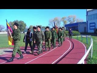 .Ежегодные кадетские казачьи шермиции второго донского округа часть 1