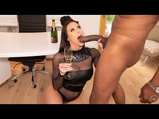 Kendra Lust - Big Tit MILF Star Has A BBC Celebration With Dredd   JulesJordan.com MILF Big Tits Interracial Brazzers Porn Порно
